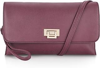 Caprese Women's Sling Bag (Plum)