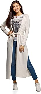 Ultra Women's Long Belted Cardigan