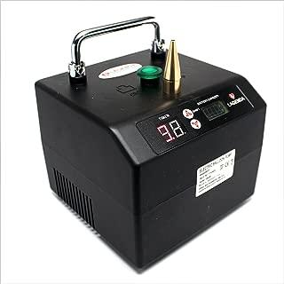 Vogvigo Inflador de Bomba de Globo Eléctrico Portátil- Cortadora de Globo Bomba Automática de Soplador de Globo para Fiesta Navidad-5.5*5.5*6.7 Inch …