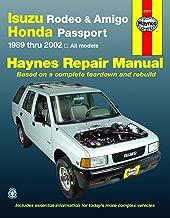 Best isuzu rodeo maintenance manual Reviews