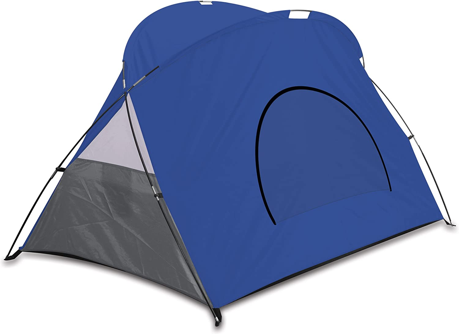 Picnic Time Cove Portable Sun Wind Shelter, bluee