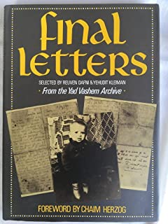 Final Letters