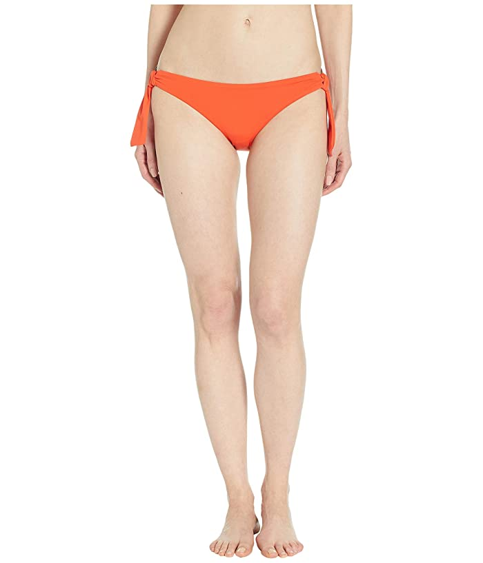 Seafolly Active Ring Tie Side Hipster (Tangelo) Women