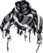 scarf skull pattern