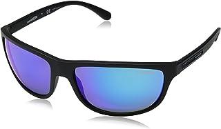 ARNETTE Men's An4246 Grip Tape Rectangular Sunglasses