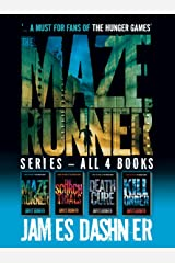 Maze Runner Complete Collection Kindle Edition