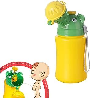Camping auslaufsicher Kleinkinder Reisen Toilette f/ür Reisen f/ürs Auto hygienisch Urinal f/ür Kleinkinder Tragbares Baby-T/öpfchen f/ür Kinderreisen f/ür Jungen T/öpfchen