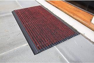 Mats Inc. World's Best Outdoor Mats, 1.5' x 2.5', Red