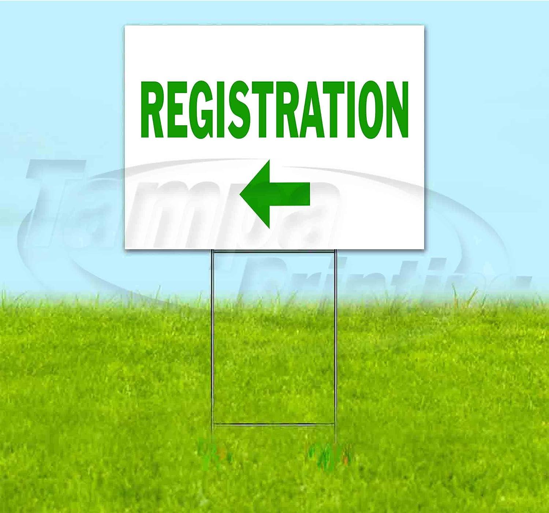 Registration Left 18