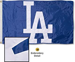 WinCraft LA Dodgers Embroidered Nylon Flag
