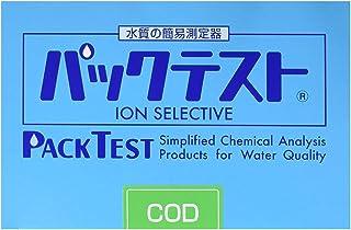 共立理化学研究所 パックテスト COD WAK-COD-2 (WAK-COD後継品)