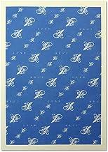 HANABUSA(はなぶさ) B6 ラインノート ブルー