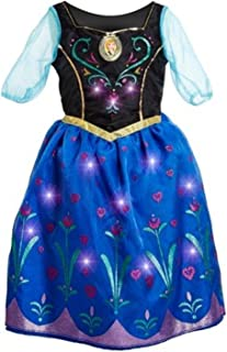 Frozen Anna Musical Light-Up Dress Size 7/8