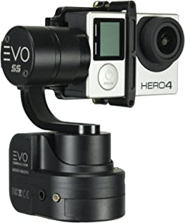 EVO Gimbals EVO SS 3 Axis Wearable Gimbal for GoPro Hero3, Hero4 or Hero5 Black, Session,..