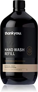 thank you hand wash refill