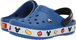 Crocband Mickey Clog (Toddler/Little Kid)