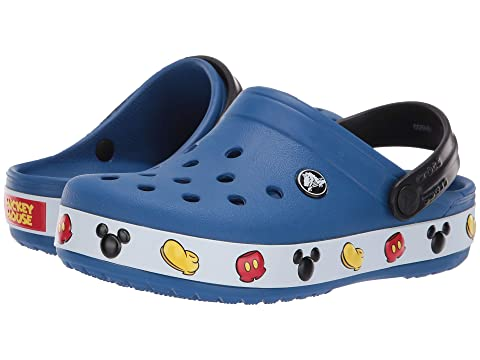 afb1b3c1653b88 Crocs Kids Crocband Mickey Clog (Toddler Little Kid) at 6pm