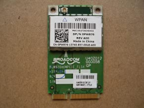 Dell Wireless 370 Bluetooth Module P5560G Studio XPS Laptop 16 1647 1645 1340