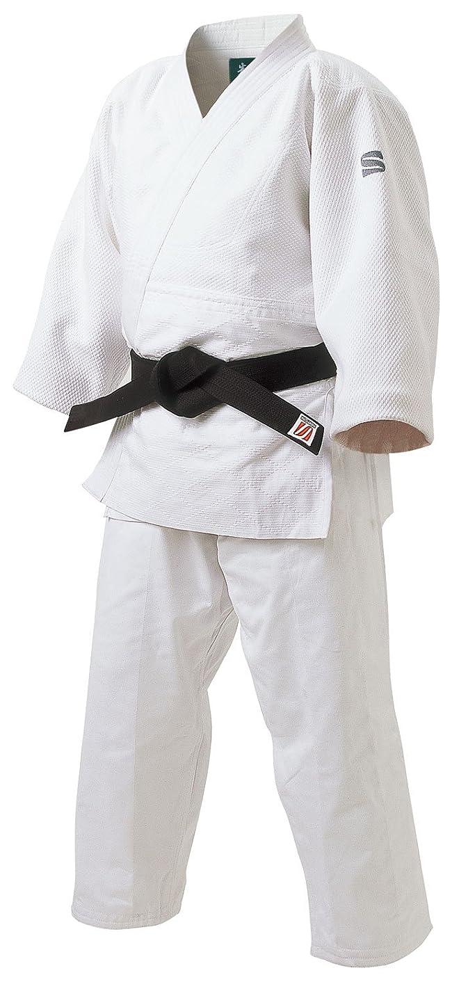 技術者資料溶岩九桜 JZ 先鋒 特製二重織柔道衣 上下セット 2サイズ (レギュラーサイズ) JZ2