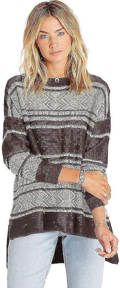 Billabong Junior's Tidal Mirage High Low Hem Sweater