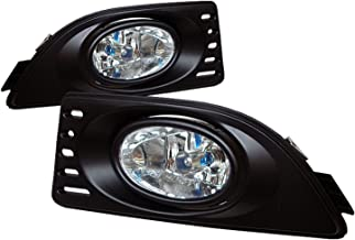 Acura RSX 05-07 OEM Style Fog Lights - Clear