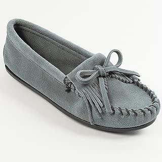 [ミネトンカ] キルティー モカシン KILTY スエード スリッポン シューズ スニーカー 靴 ブーツ WOMENS ウィメンズ 正規品 KILTY-A