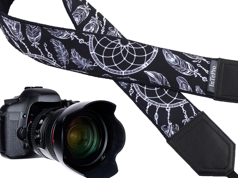 Popular shop is the lowest price challenge Dreamcatcher camera strap. Black and white Camera SLR 100% quality warranty DSLR Str