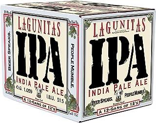 comprar comparacion Lagunitas Cerveza Americana IPA - Paquete de 24 x 355 ml - Total: 8520 ml