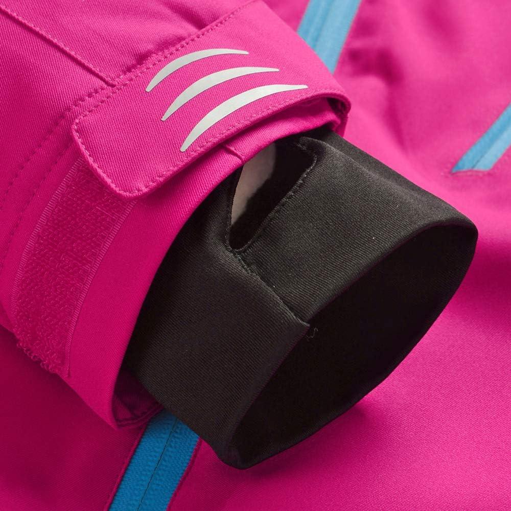 Pelliot Veste de ski coupe-vent /épaisse pour femme