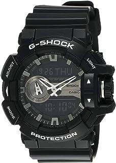 Casio G-Shock Men's Analog-Digital Dial Resin Watch - GA-400GB-1ADR
