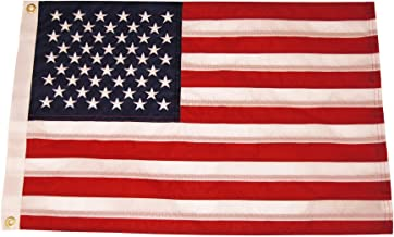 Taylor Made Products 8436 U.S. 50 Star Sewn Boat Flag, 24 x 36 inch
