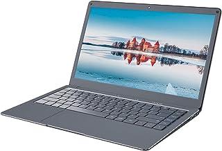 Jumper Ezbook X3 Ordenador Portátil de 13.3 Pulgadas FullHD (Intel Apollo Lake N3350, 6 GB RAM, 64 GB EMMC, Windows 10 Home,Intel HD Graphics) Teclado QWERTY Americano Gris (Gris)