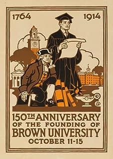 brown university poster
