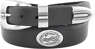 Zeppelin Products Inc. NCAA Florida Gators Tip Leather Concho Belt