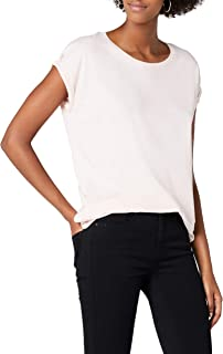 d23fb3747fefde Urban Classics Damen Ladies Extended Shoulder Tee T-Shirt