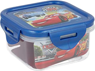 Boyz Toys ST397 3D Figurine Tumbler - Cars, Red