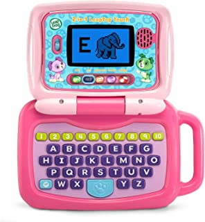 LeapFrog 2-in-1 LeapTop Touch, Pink (Pink)