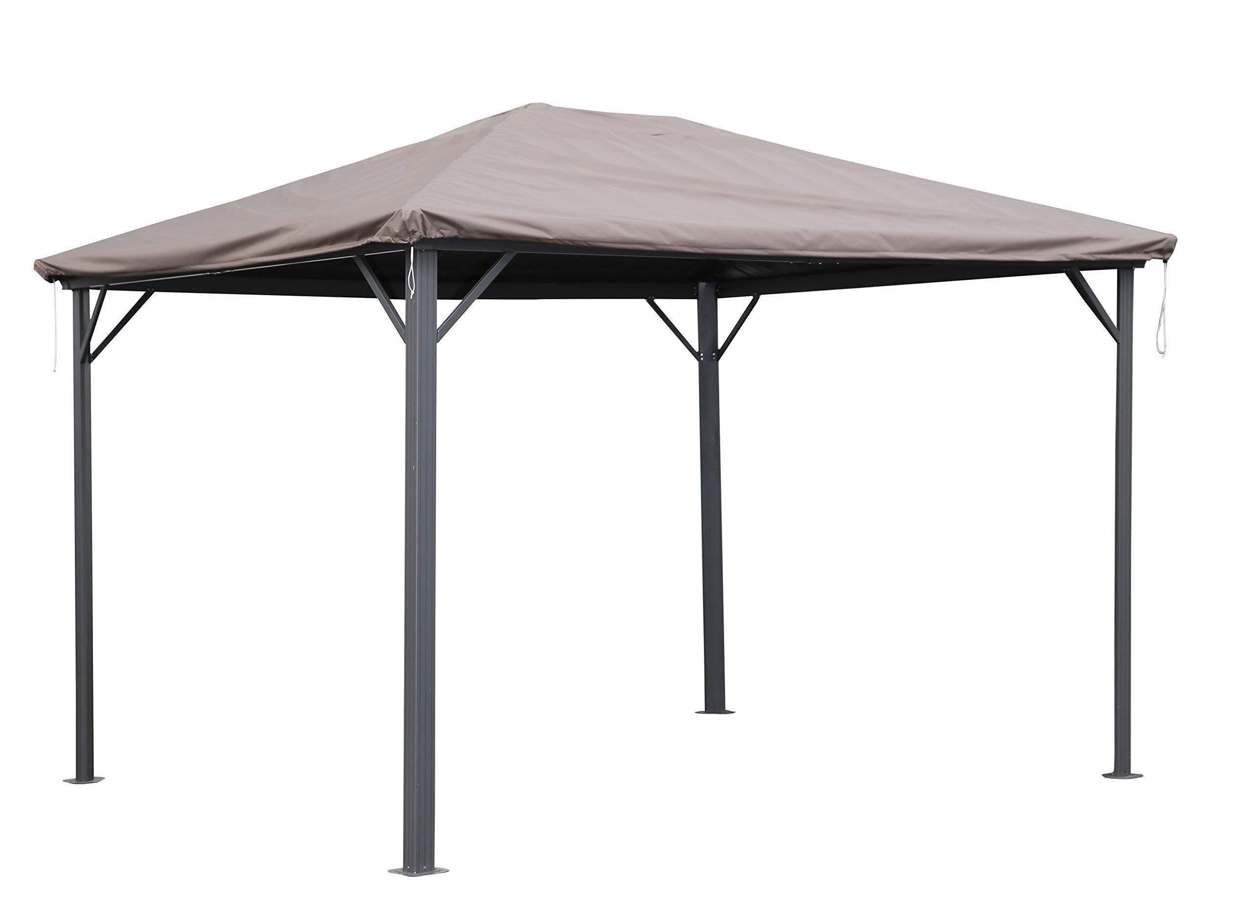 QUICK STAR - Funda Protectora Impermeable para Carpa de 3 x 3, 6 m para Tela y Techo rígido: Amazon.es: Jardín