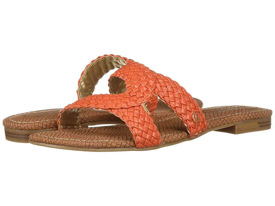 Circus by Sam Edelman Betty-2 (Spicy Orange Smooth Atanado Veg) Women
