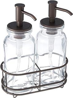 329f8b5cd802 Amazon.com: soap lotion dispenser set