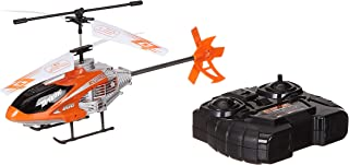 Jack Royal 2D/2.5D Transmitter Remote Control Velocity Flying Helicopter with Unbreakable Blades, Infrared Sensors & Light...