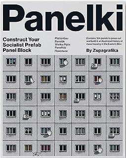 Zupagrafika: Panelki: Construct Your Socialist Prefab Panel Block