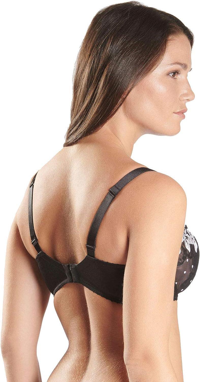 Aubade La Parisienne Comfort Half Cup Bra EG14-02 Underwired Womens Luxury Bras