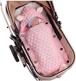 puseky bebé recién Nacido Swaddle Manta Tejer Crochet