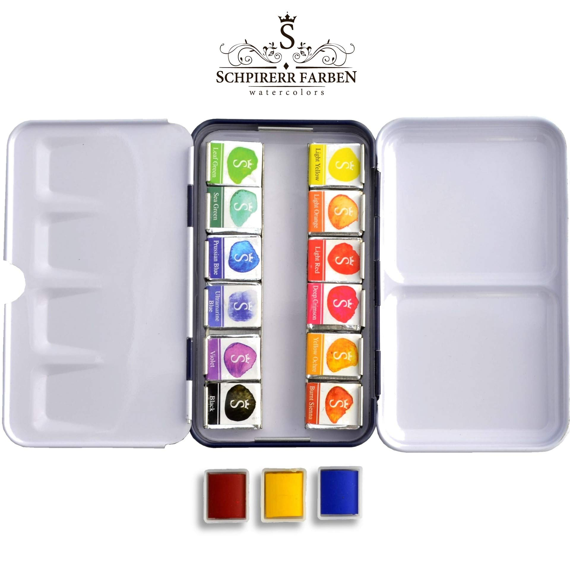 Artist Grade Watercolor Set SCHPIRERR