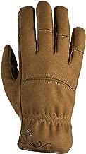 Noble Outfitters Gloves Working Waterproof and Fleece Lined Womens Dakota Work Glove Horseback Tough Heavy Duty Tobacco