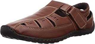 Arrow Men's Gilmore Leather Floaters