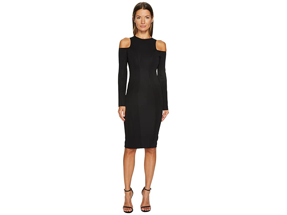 ZAC Zac Posen Mattie Dress (Black) Women