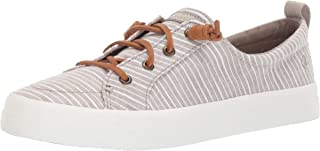 Sperry Crest Vibe Chambray Stripe Women's Court Shoes