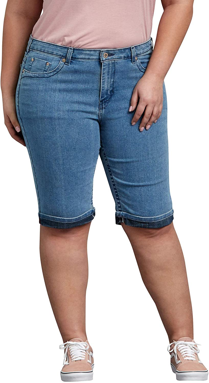 Dickies Women's Size Slim Fit 13